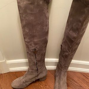 The seller knew high boot never worn